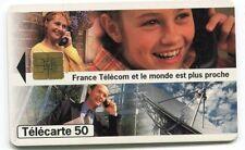 TELECARTE 120 FRANCE TELECOM