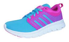adidas Neo Cloudfoam Groove Femmes Course Baskets / Chaussures - bleu