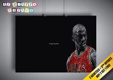 Poster Michael Jordan Change The Game Wall Art