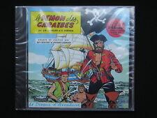 CD Demon des Caraïbes CHARLIER Journal Pilote