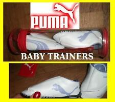 Recién Nacido Bebé Infantil Chicas Ideal Regalo Puma Drift Cat 3 Entrenadores De Cuna Nuevo Tamaño 3 4