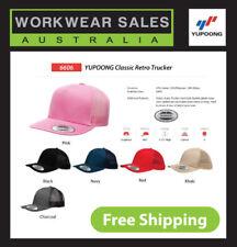 Yupoong 6606 Classic Retro Trucker, Snapback, Flexfit Caps, Hats