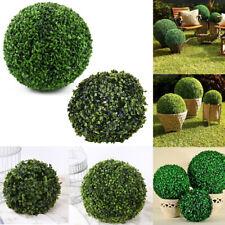 Buchsbaumkugel Buchskugel Deko Buchsbaum Kunstblume Buxus künstlich Garten
