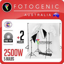 Photography Soft box + Umbrella Lighting Package