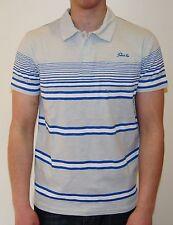 Scotch & Soda Herren Polo Shirt blau gestreift Neu Größe wählbar 06010155548