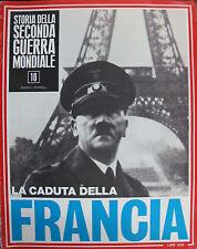 "FASCICOLO N° 10/ 1967  "" LA CADUTA DELLA FRANCIA """
