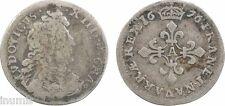 Louis XIV, 4 sols des traitants, 1676 Paris - 3