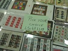 Elige cualquier hoja (s) @ más barato Precio! 2000 - 2008 Smilers genérico Hoja LS1-LS49