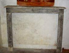 Kaminmaske Louis VXI Kamin Ofen Herd Kamineinfassung chimney face sandstone