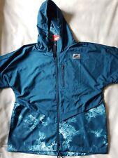 Femme NIKE International Coursevent Packaway veste vert émeraude-L