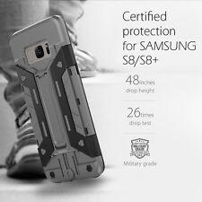 [Military Grade] Shockproof Armor Slim Hybrid Rugged Case Samsung Galaxy S8/PLUS