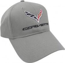 Corvette C7 Sports Car Adjustable Ball Cap Hat Chevy Chevrolet New