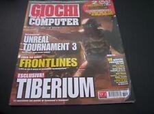 GIOCHI PER IL MIO COMPUTER N° 138 gennaio 2008 GMC
