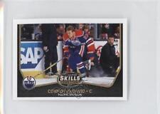 2017 Panini NHL Sticker Collection Album Stickers 453 Connor McDavid Hockey Card