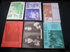 KISS L.F. Vol. 79 - 84 1994 Japan Fanzine Book Lot LF