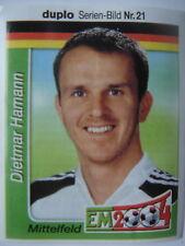 duplo/hanuta EM 2004 # Deutschland DFB Dietmar Hamann # 21