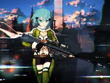 Sword Art Online Hot Girl Weapon Anime Manga Huge Giant Print POSTER Affiche