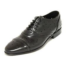 9081G scarpa uomo DOUCAL'S paros jack colore antracite scarpe shoes men