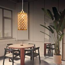 Modern Crystal Pendant Lighting Hanging Ceiling Lighting Table Pendant Light