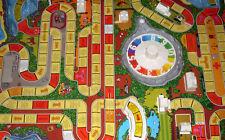 Spiel des Lebens - Ersatzteile Zubehör : Gebäude - Geld - Karten - Figuren