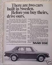 SAAB 99E   1971   AD