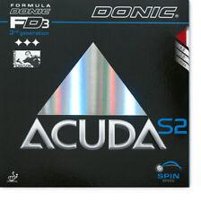 Donic Acuda S2 revestimiento de tenis de mesa Revestimiento de ping pong