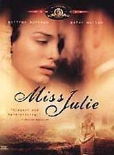 Miss Julie DVD, Sue Maund, Peter Mullan, Maria Doyle Kennedy, Tam Dean Burn, Hea