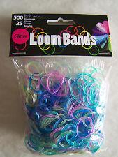 Loom Bands Value Pack 525/Pkg choice/color
