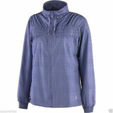 Adidas Women's Performance CK Full Zip Jacket Blue [UK M]