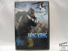 King Kong * DVD * Widescreen * Peter Jackson *