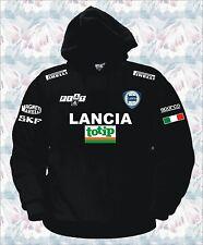 FELPA LANCIA TOTIP HF racing maglietta polo t-shirt maglia rally modellismo NE