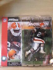 McFarlanes Sports Picks Football James Jackson - Browns - Action Figure - 2002