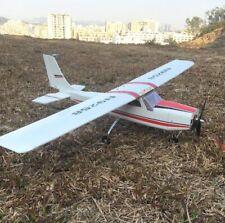 Balsa Airplane Kit Remote Control DIY Cessna Electric 2.4 Radio Wood Electric
