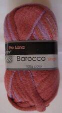 100g Pro Lana Barocco Single Ruffled Yarn Effect Yarn Colour Gradient Yarn
