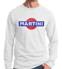 Retro Martini Racing Jersey T-shirt Le Mans Vintage Porsche 917 AHRMA SCCA Rally