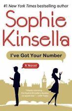 I'VE GOT YOUR NUMBER by Sophie Kinsella FREE SHIPPING paperback book humor novel