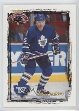 1996-97 Fleer NHL Picks #52 Larry Murphy Toronto Maple Leafs Hockey Card