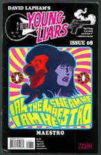 Young Liars maestro US DC Vertigo COMIC vol.1 # 8/'08