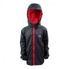 Highlander Kids Stow and Go Packaway Jacket Lightweight Waterproof Windproof