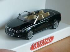 Wiking Audi A4 Cabrio, dunkelgruen-met. - 0132 01 - 1/87