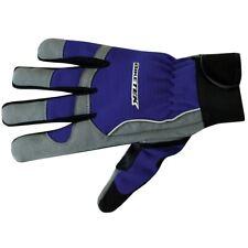 BikeTek Full Finger Motorcycle Mechanic Gloves GLVMEC12 New Workshop Garage