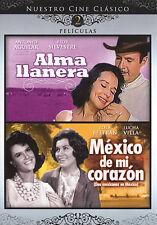 Alma Llanera/ Mexico De Mi Corazon - Double Feature [DVD]