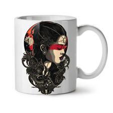 Snake Lady Vixen Cute Girl NEW White Tea Coffee Mug 11 oz   Wellcoda