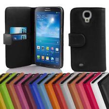 Handy Hülle für Samsung Galaxy MEGA 6.3 Cover Case Tasche Etui mit Kartenfächer