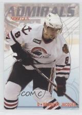 2006-07 Choice Norfolk Admirals #09 Bruno St Jacques St. Hockey Card