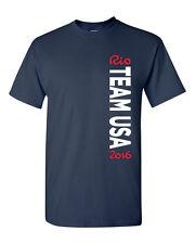 RIO Team USA United States of America Men's Tee Shirt 1470