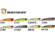 Bassday Backfire 65mm Surface Popper Fishing Lure  BRAND NEW @ Ottos TW