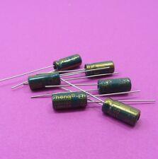 50v 10uf Chong Condensatore elettrolitico Low ESR Genuine ad alta frequenza