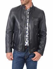 Cappotti e giacche da uomo pelle , Taglia 50 | Acquisti
