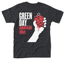 """Green Day """"American Idiot COPERTINA D'ALBUM"""" T-Shirt-Nuovo e Ufficiale!"""